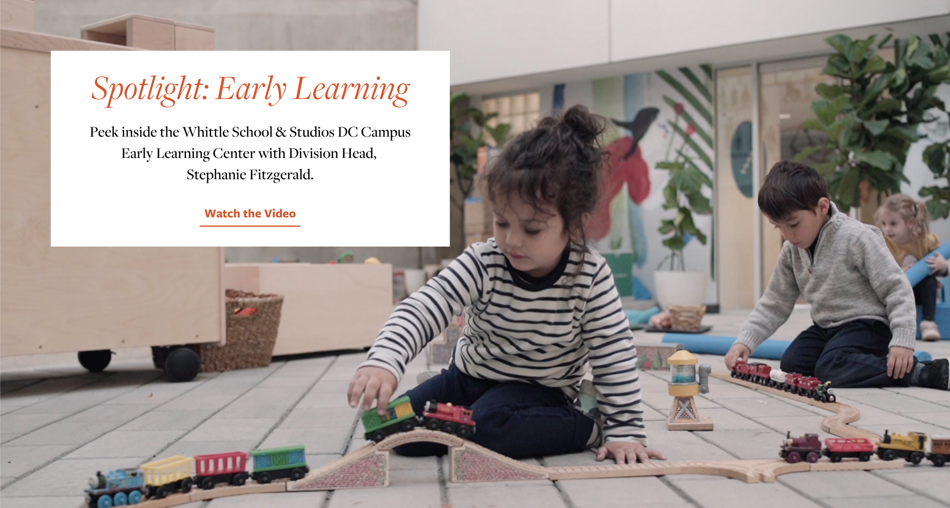 Whittle Early Learning Center